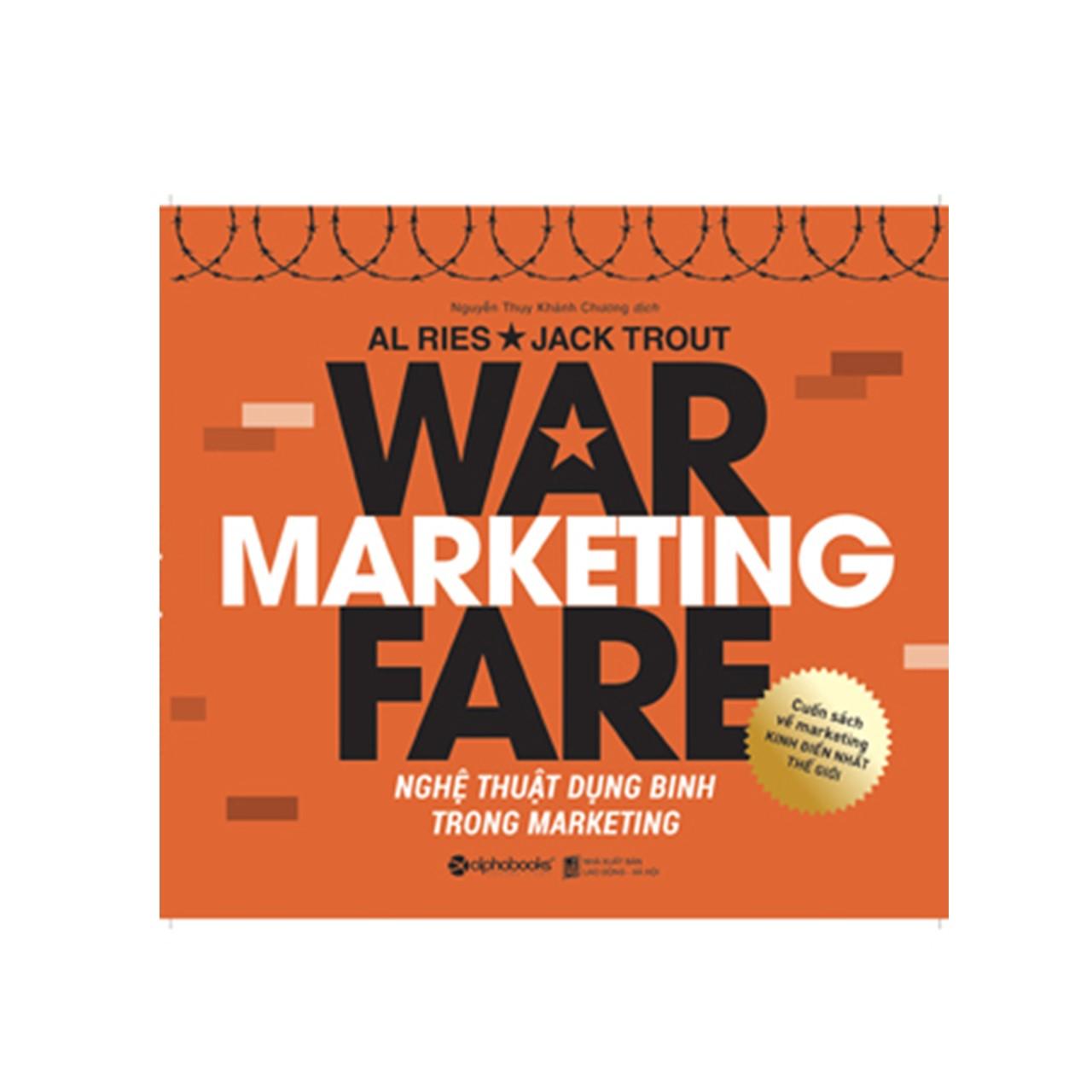 Combo Marketing Dẫn Đầu Thị Trường: Những Bộ Lạc - Marketing Thống Lĩnh Người Dùng + Nghệ Thuật Dụng Binh Trong Marketing