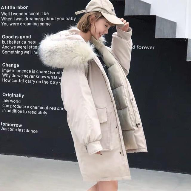 Áo phao tuyết hàn quốc siêu ấm