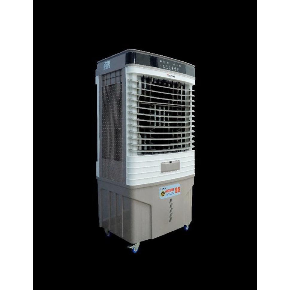 Quạt hơi nước. Quạt điều hòa không khí cao cấp RAPIDO Turbo 9000-D chinh hãng.