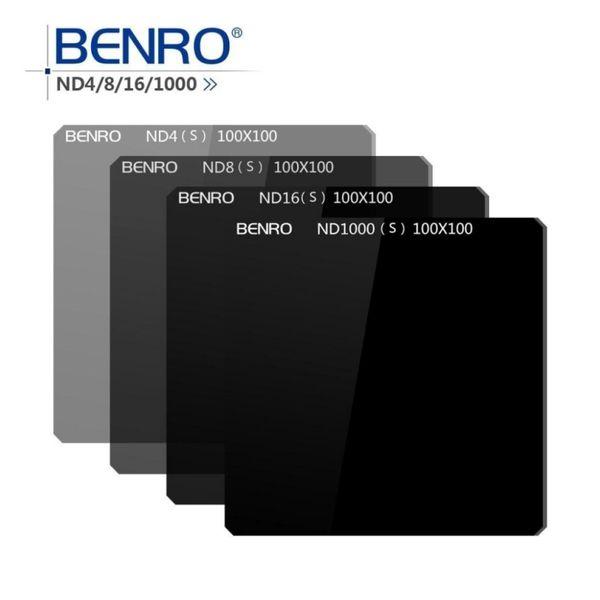Kính lọc Benro Master ND1000 (10-Stops) hệ 100mm - Hàng chính hãng