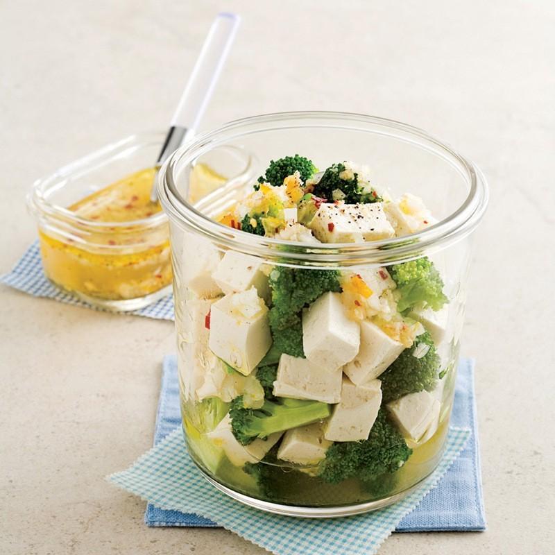 Bộ đựng đồ ăn trưa gồm túi giữ nhiệt  + 2 hộp thủy tinh 450ml + hộp thủy tinh 720ml Lunch45*2-72
