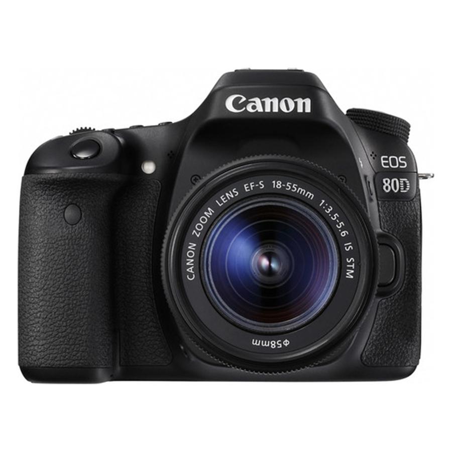 Máy Ảnh Canon 80D + Lens 18-55mm - Hàng Chính Hãng - 6002712196501,62_194223,31000000,tiki.vn,May-Anh-Canon-80D-Lens-18-55mm-Hang-Chinh-Hang-62_194223,Máy Ảnh Canon 80D + Lens 18-55mm - Hàng Chính Hãng