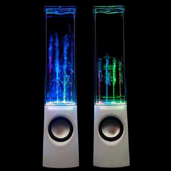 Loa Nhạc Nước Hiệu Ứng Đèn LED 3D