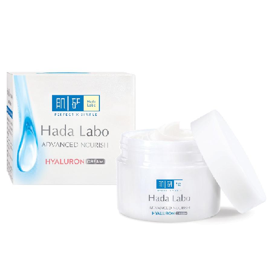 Kem Dưỡng Ẩm Tối Ưu Hada Labo Advanced Nourish Hyaluron Cream (50g)