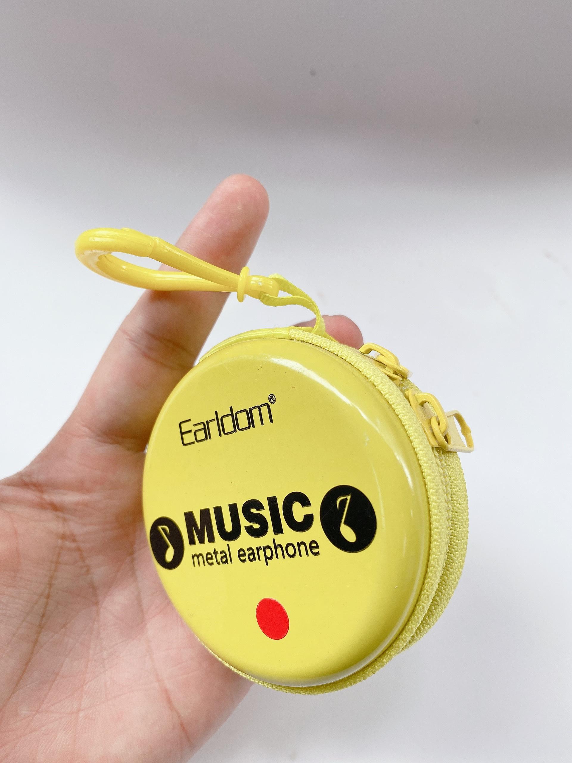 Tai nghe có dây Earldom E9 dài 1,2m hàng chính hãng