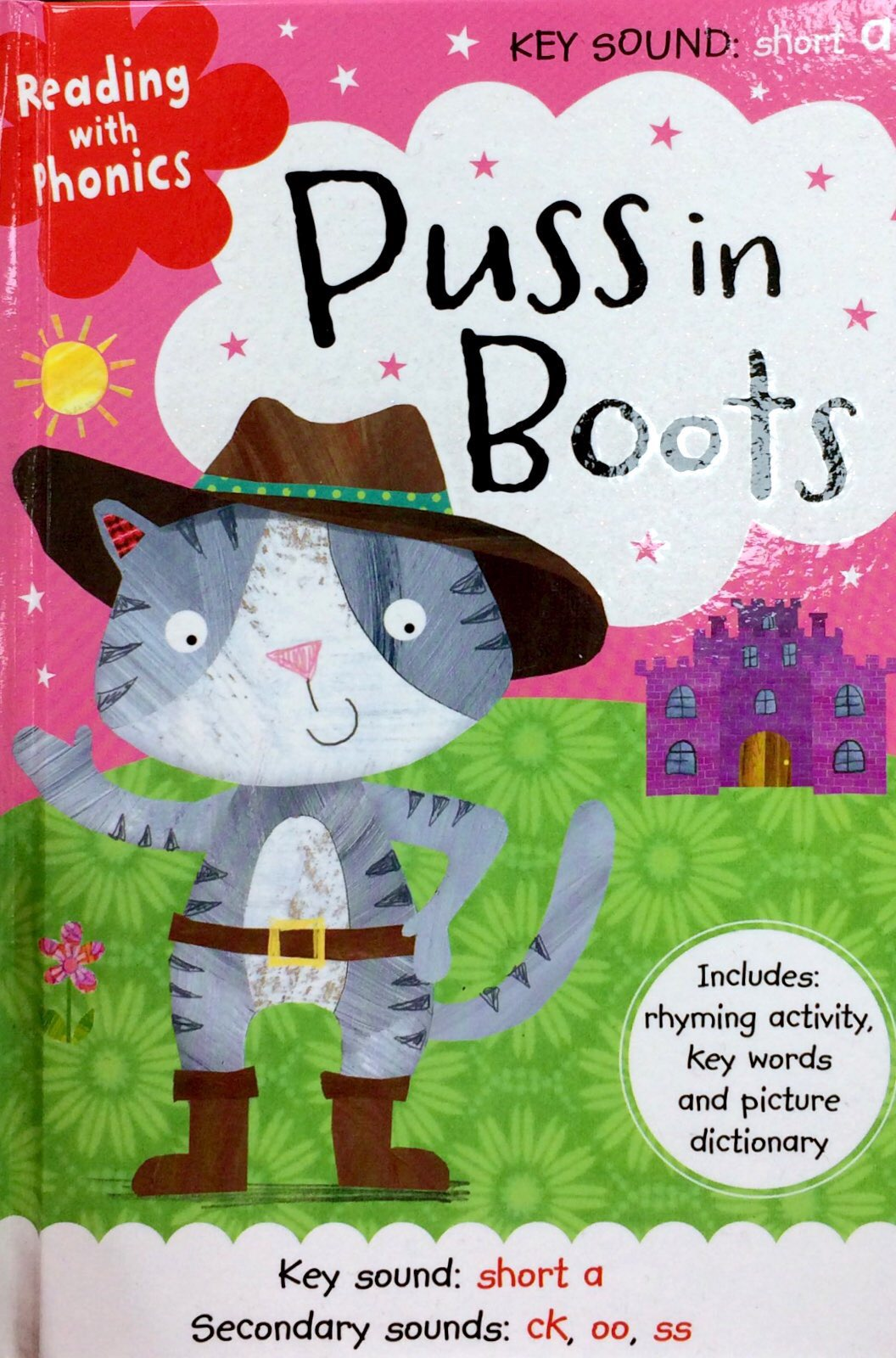 Puss in Boots (Reading with Phonics) Hardcover
