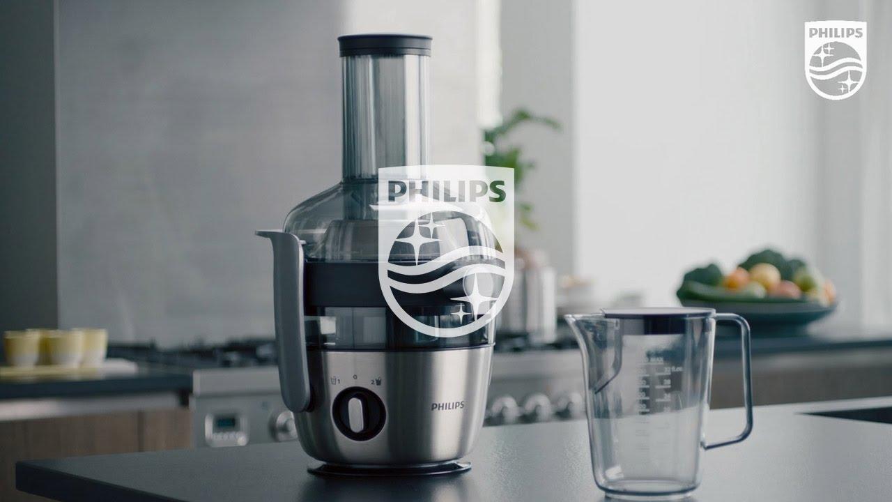 Máy ép trái cây Philips HR1922 - Hàng nhập khẩu