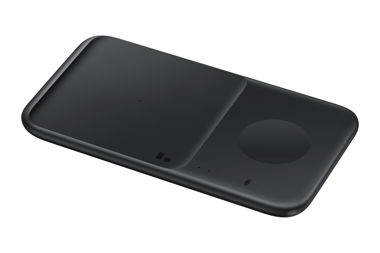 Đế Sạc Đôi Không Dây Samsung EP-P4300 - Hàng Chính Hãng