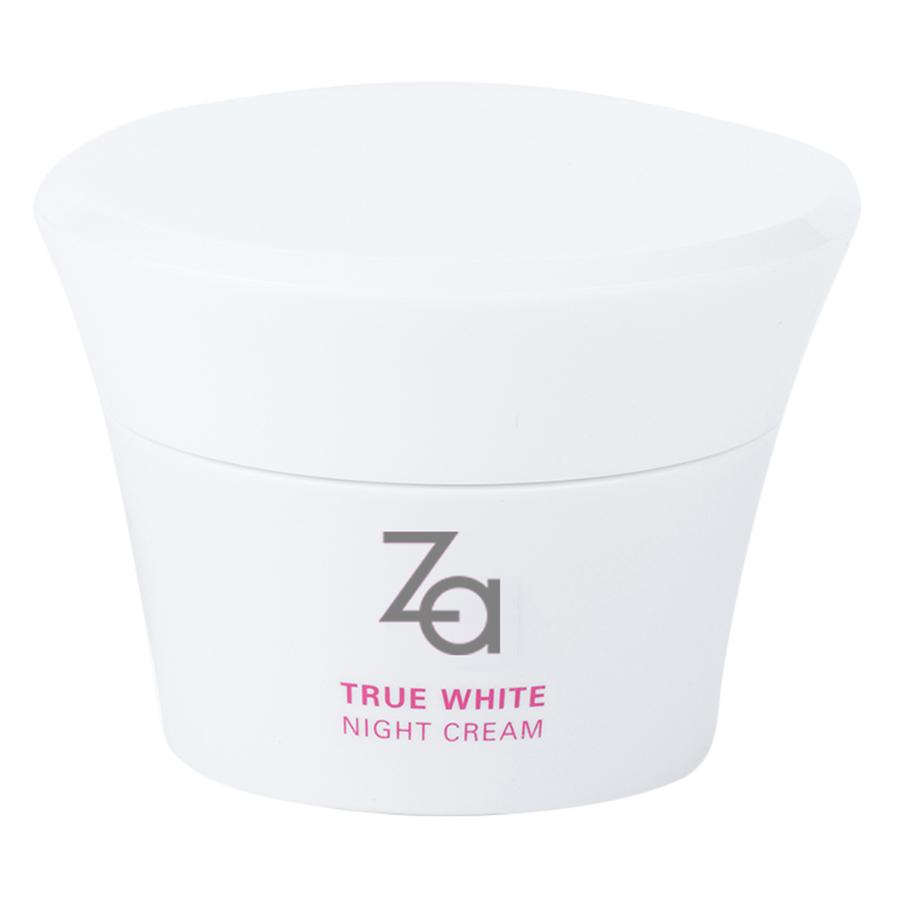 Kem Dưỡng Làm Sáng Và Đều Màu Da Ban Đêm Za True White Ex Night Cream (40ml) - 40528
