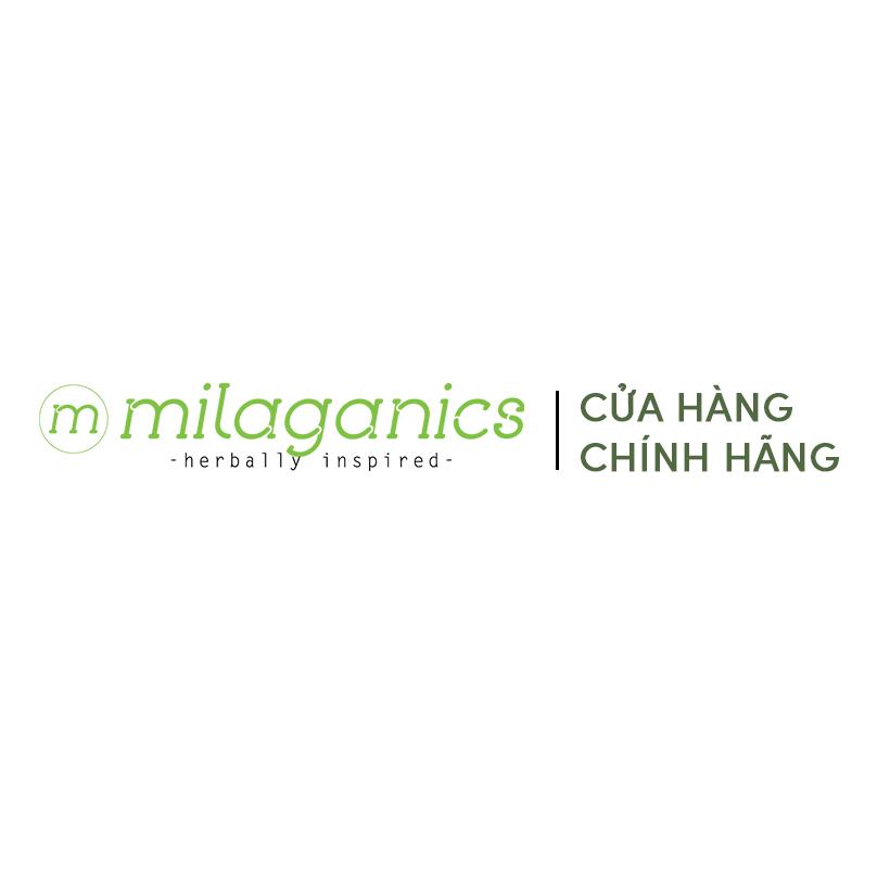 Bộ Đôi Gel Dưỡng Ẩm, giảm Mụn Gel Nha Đam Tươi MILAGANICS 300ml + Gel Trà Xanh MILAGANICS 300ml