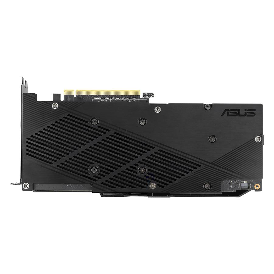 Card Màn Hình VGA ASUS DUAL-RTX2070-O8G-EVO GDDR6 8GB 256-bit - Hàng Chính Hãng