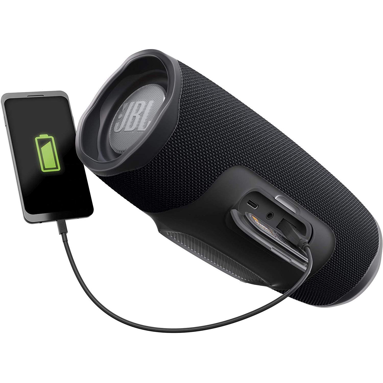 Loa Bluetooth JBL Charge 4 30W (Giao màu ngẫu nhiên) - Hàng Chính Hãng
