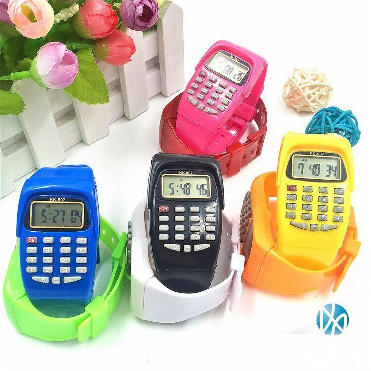Đồng hồ thông minh nam nữ Sport kết hợp máy tính DH76