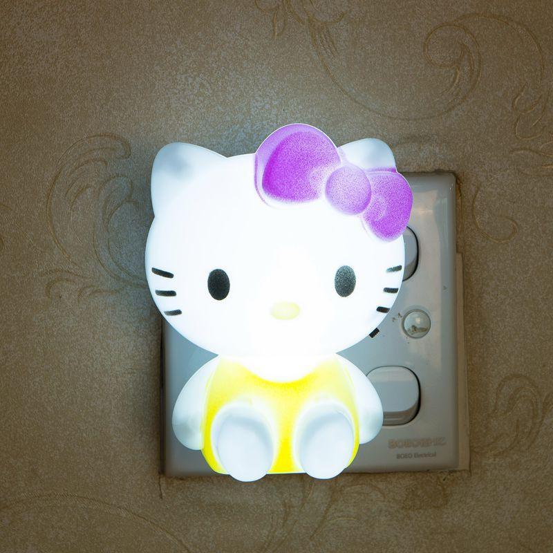Đèn Ngủ Hình Con Mèo