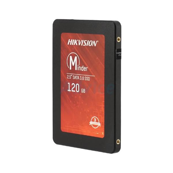 Ổ cứng SSD 120GB HIKVISION HS-SSD-Minder(S)- Hàng phân phối chính hãng