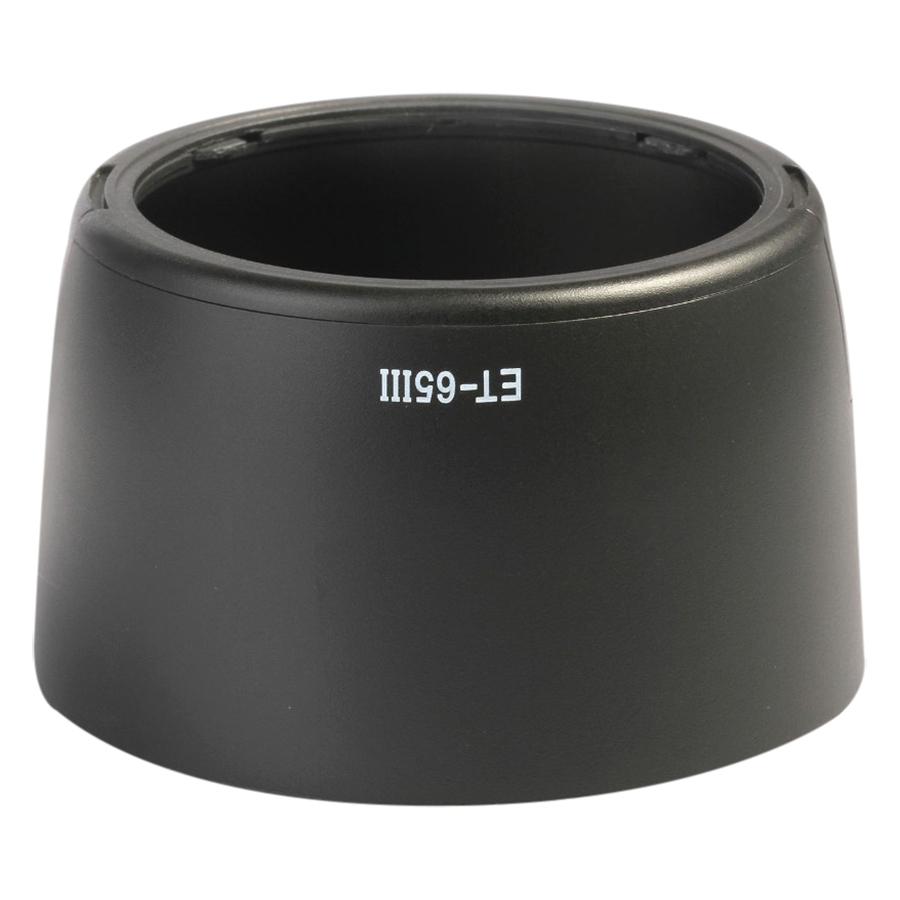 Lens Hood Et-65Iii For Canon EF 85 f/1.8 USM & Canon EF 50 f/1.8 Mark I (Đen)
