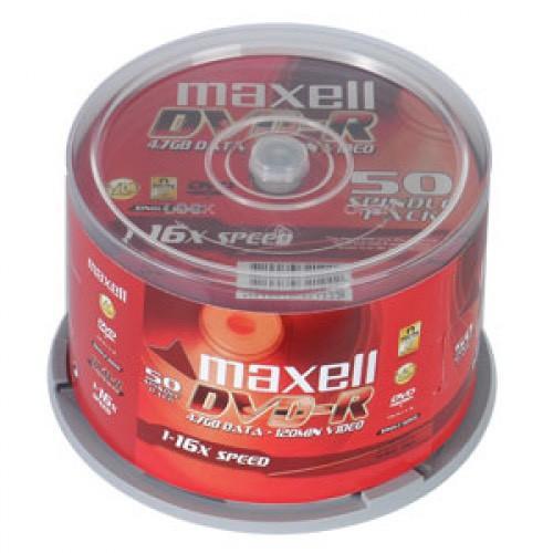 Đĩa DVD trắng Maxell (Hộp 50c)