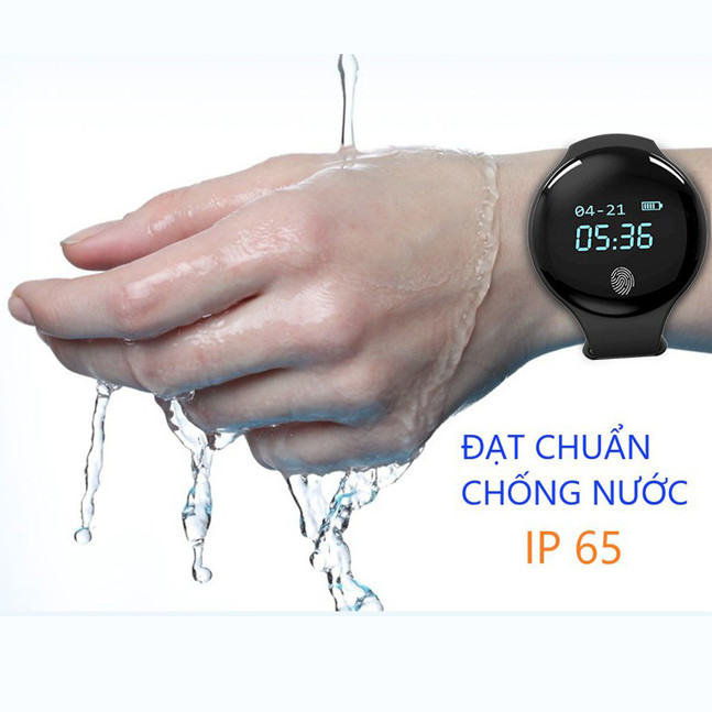 Đồng hồ thông minh TLW08 Hỗ trợ GPS, Chống nước tiêu chuẩn IP65