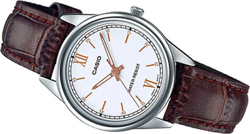 Đồng hồ nữ dây da Casio LTP-V005L-7B3UDF