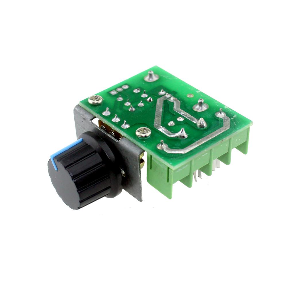 Module Điều Chỉnh Điện Áp Dimmer 220VAC SCR 2000W