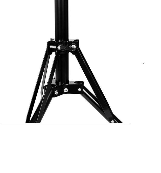 Chân đèn 1.9 mét gấp ngược