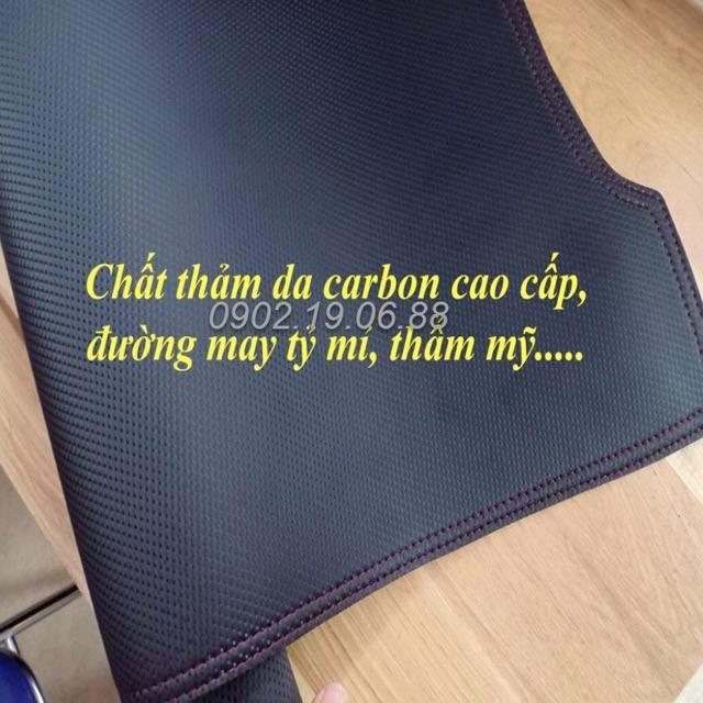 THẢM TAPLO DA VÂN CARBON DÀNH CHO SANTAFE 2006-2012