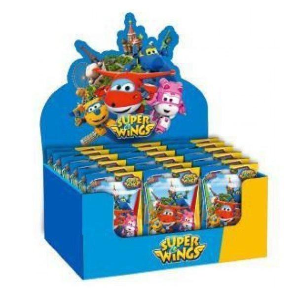 Đồ Chơi Mô Hình SUPERWINGS Nhân Vật Super Wings Tí Hon YW710900A