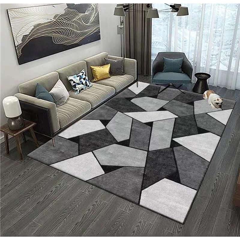 Thảm trải sàn bali cao cấp kích thước 160*230cm màu 04