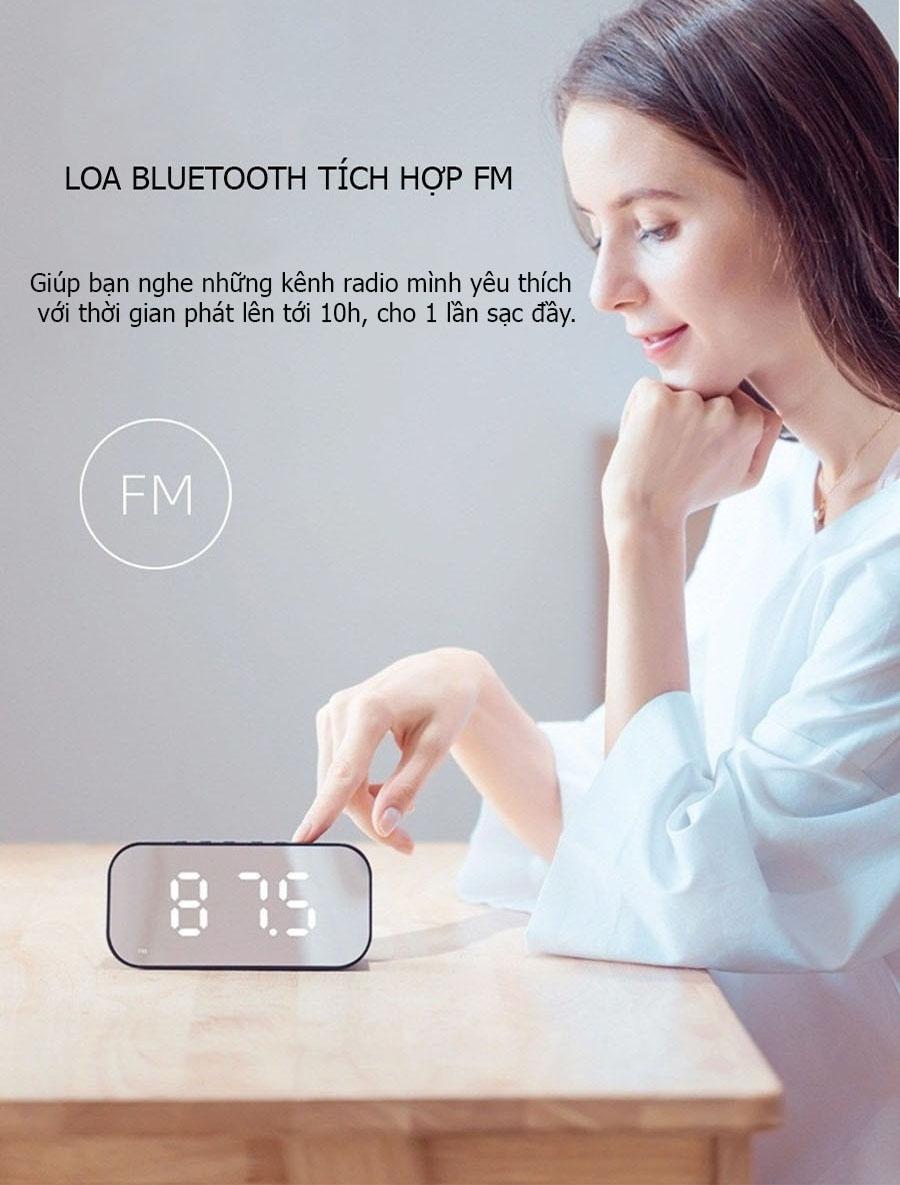 Loa Bluetooth siêu bass - Âm thanh cực chất
