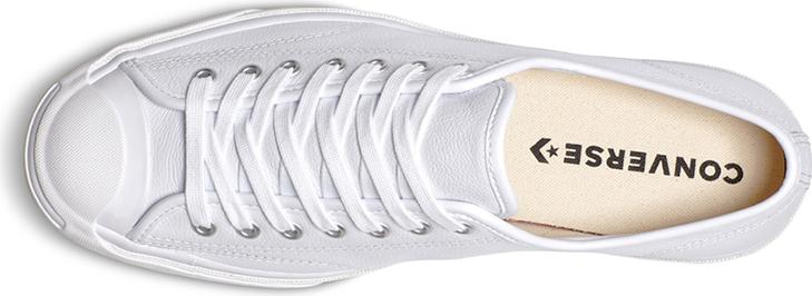 Giày Sneaker Nam Converse Jack Purcell Leather Low Top 164224C