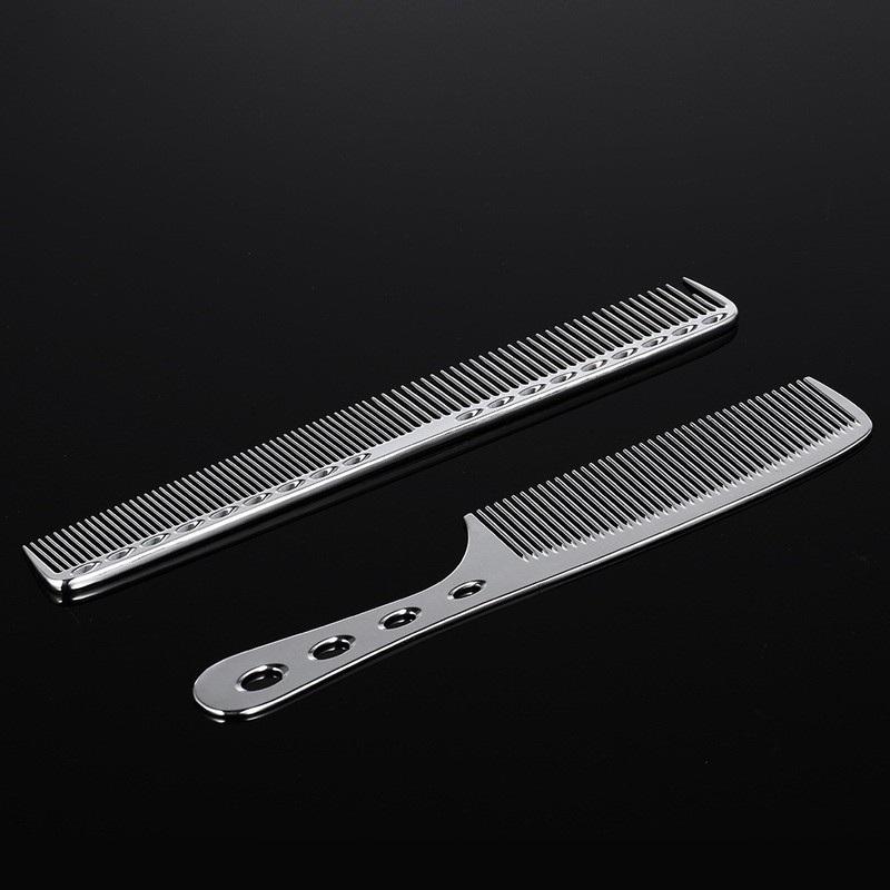 Combo 2 lược cắt tóc hợp kim nhôm cao cấp