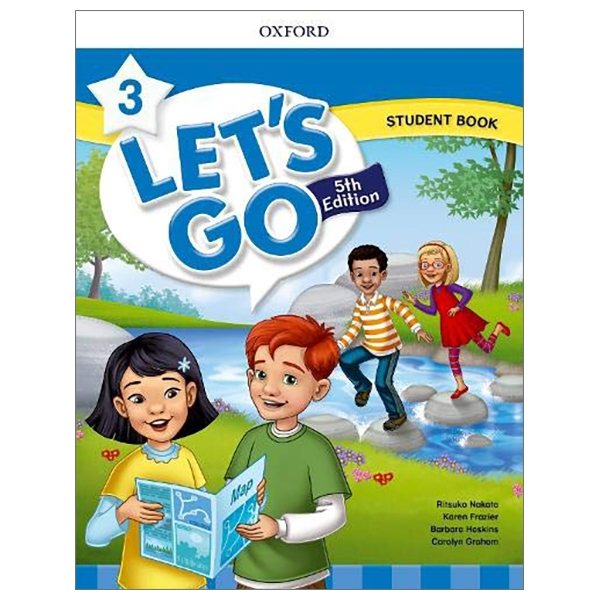 Let's Go: Level 3: Student Book - 5th Edition