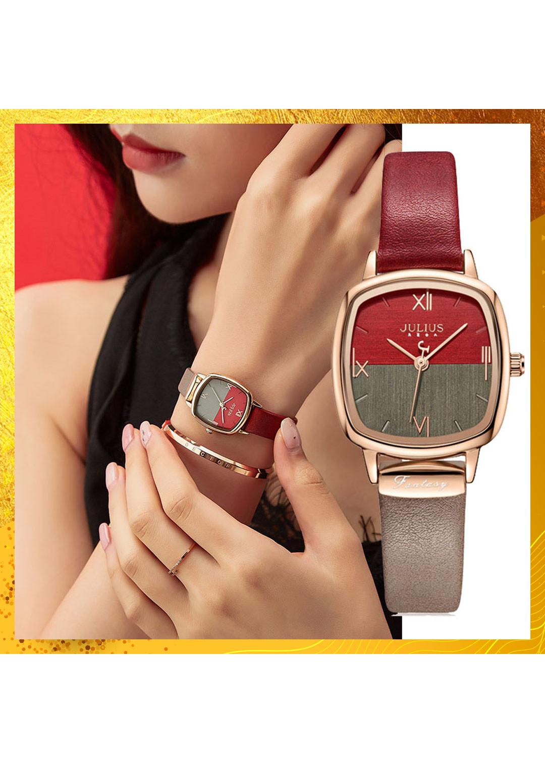Đồng hồ nữ Julius Hàn Quốc JA-1240