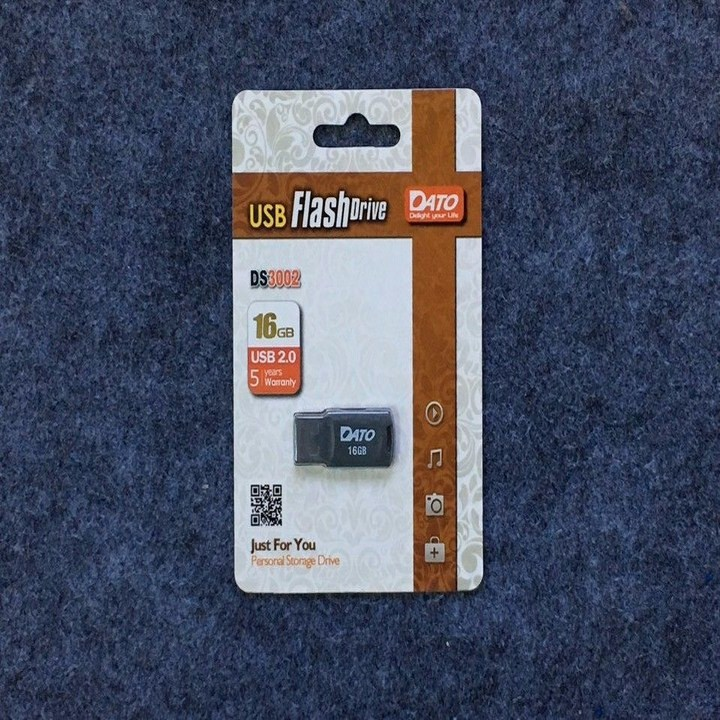 USB DATO 16GB - HÀNG NHẬP KHẨU GIAO MÀU NGẪU NHIÊN