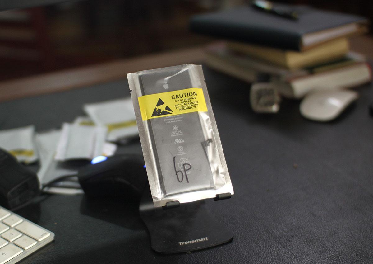 Pin dùng cho điện thoại Iphone, pin thay thế điện thoại Iphone 6 Plus, Pin dùng cho iphone 6s Plus, tự thay thế pin tại nhà - Tặng kèm tô vít