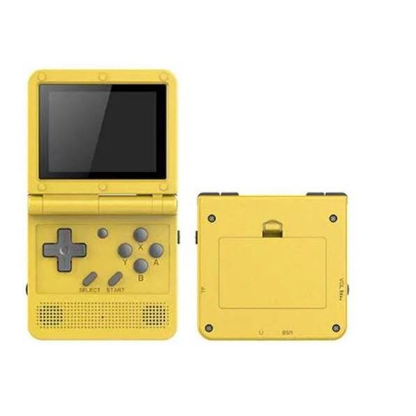 Máy chơi game Powkiddy V90 chơi 15 hệ máy - tặng thẻ 16GB chép full game - V2 nâng cấp có ngôn ngữ English