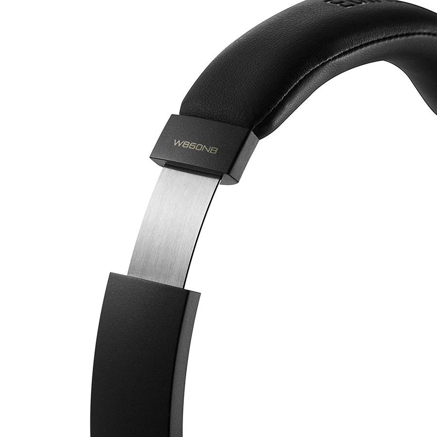 Tai Nghe Bluetooth Chụp Tai On-ear EDIFIER W860NB Black - Hàng Chính Hãng
