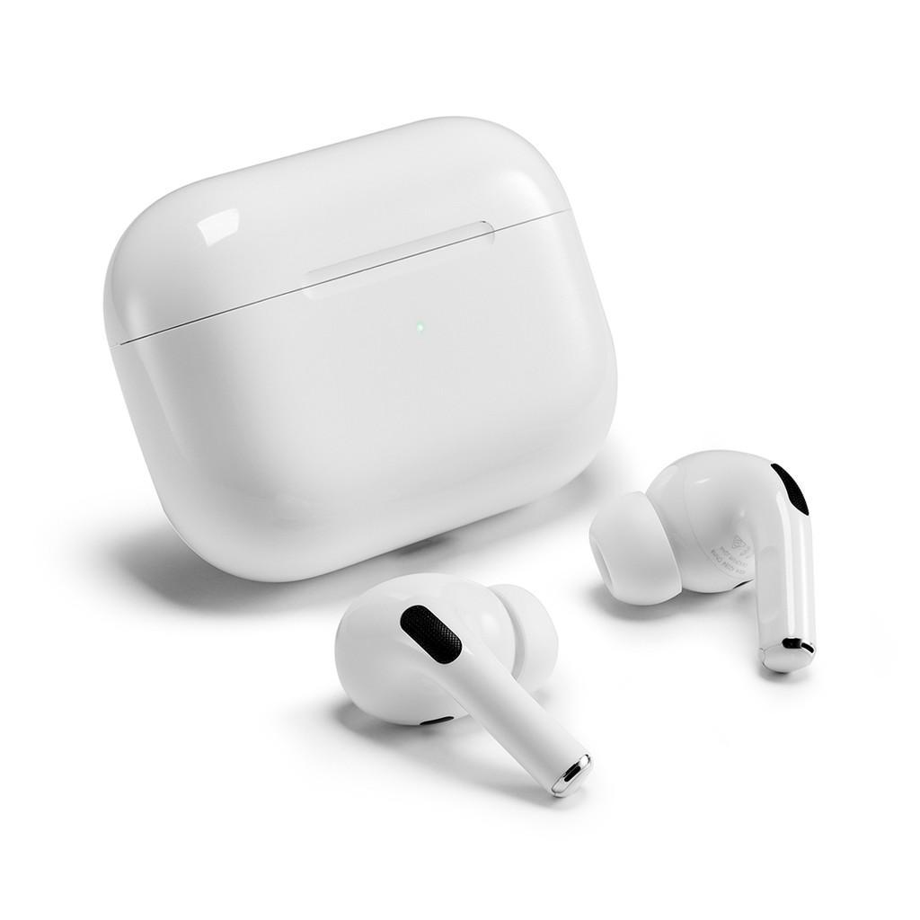 Tai Nghe Bluetooth Cao Cấp PRO,Đổi Tên,Định Vị, pin trâu, sạc không dây,dùng được cho cả androi và ios (Pro)