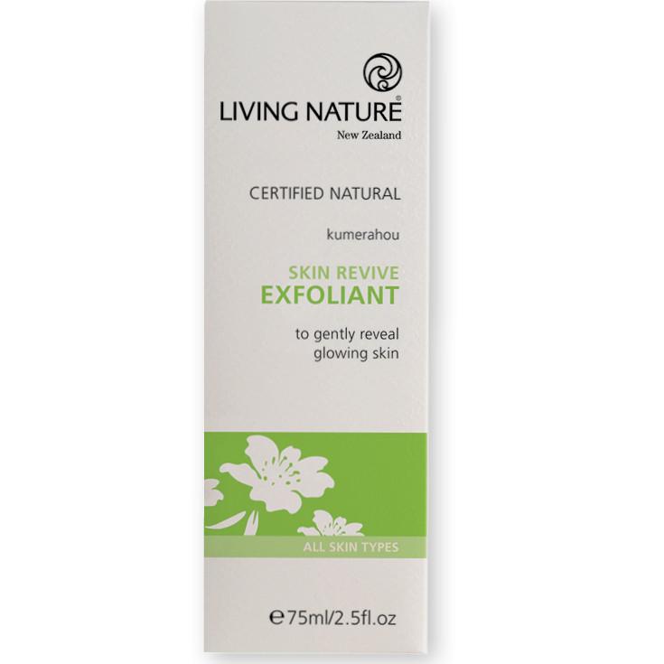 Kem Tẩy Tế Bào Chết Living Nature Skin Revive Exfoliant 75ml
