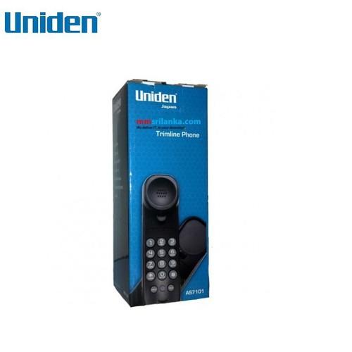 Điện thoại bàn Uniden AS7101, có thể treo tường - HÀNG CHÍNH HÃNG
