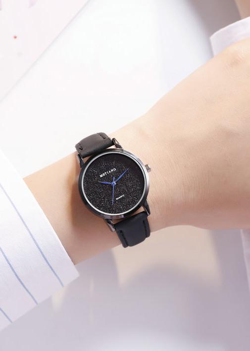 Đồng hồ nữ thời trang hàn quốc dây da PU cao cấp p16