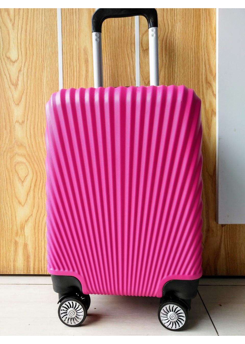Vali kéo du lịch- Size Cabin- Hành lý xách tay 16inch- Vali nhựa thời trang mẫu mới 2020