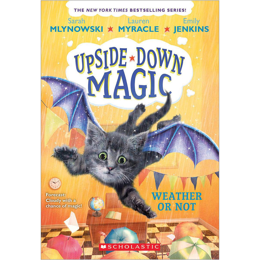 Weather or Not (Upside-Down Magic #5) (Paperback)