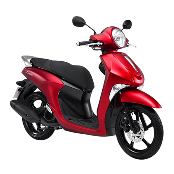 Xe Máy Yamaha Janus Bản Đặc Biệt 2019 - Đỏ nhám