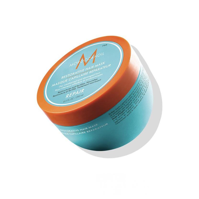Dầu Hấp Phục Hồi Tóc Moroccanoil Restorative Hair Mask 250ml - Chính Hãng