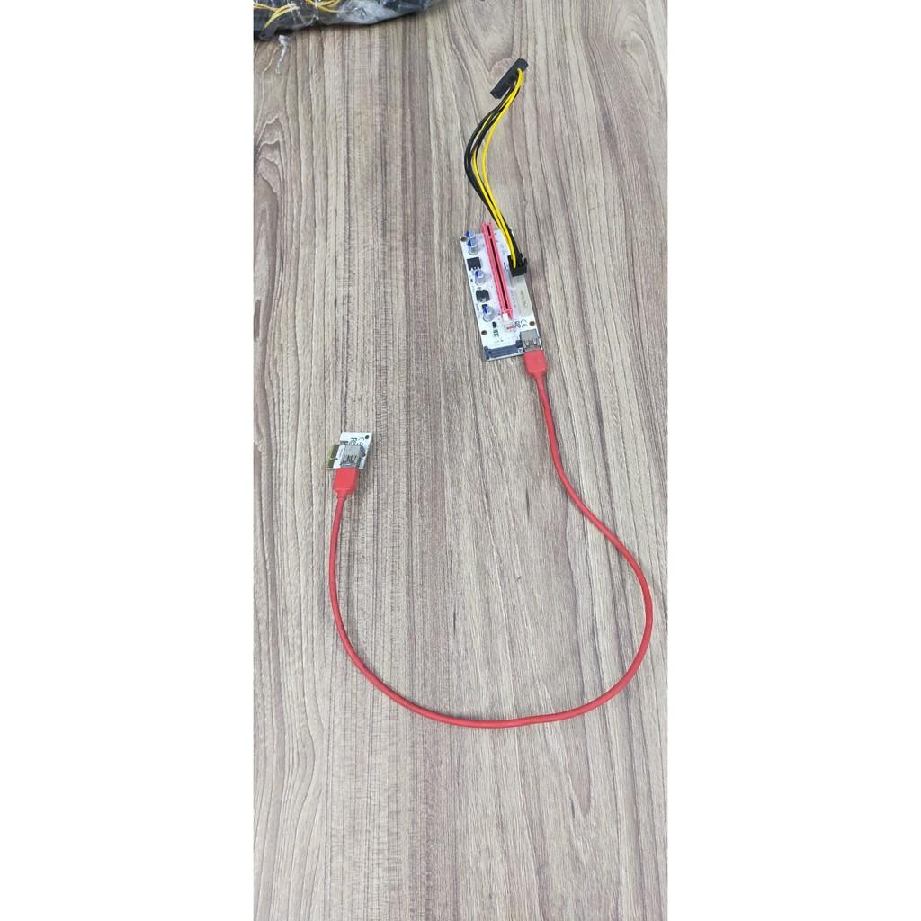 GIÁ TỐT Dây Riser USB chuyên dụng cho máy đào coin