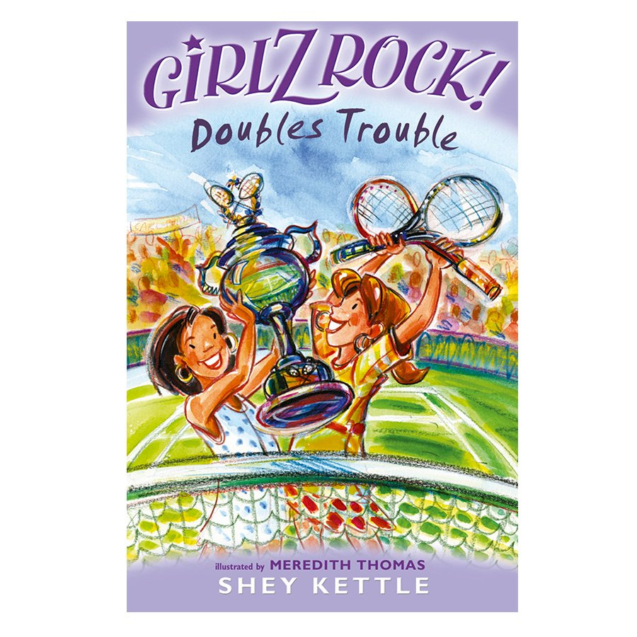 Girlz Rock: Doubles Trouble