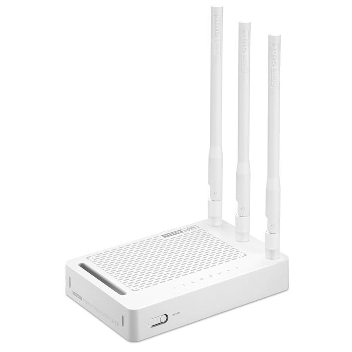 Router Wi-Fi Chuẩn N 300Mbps TOTOLINK N302R Plus - Hàng chính hãng