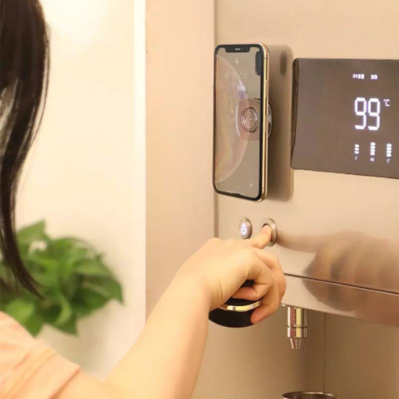 Miếng dán Nano giữ điện thoại đa năng bằng silicon trong suốt không thấm nước 273 - Hàng chính hãng