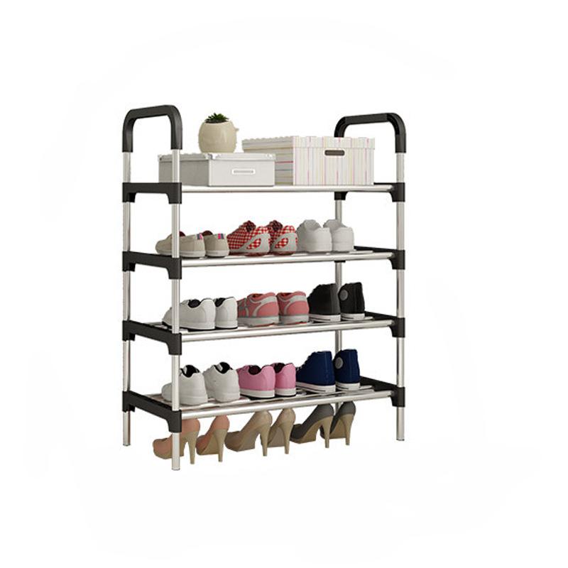 Kệ Để Giày Dép Inox 5 tầng - KG28 (Giao ngẫu nhiên mẫu)